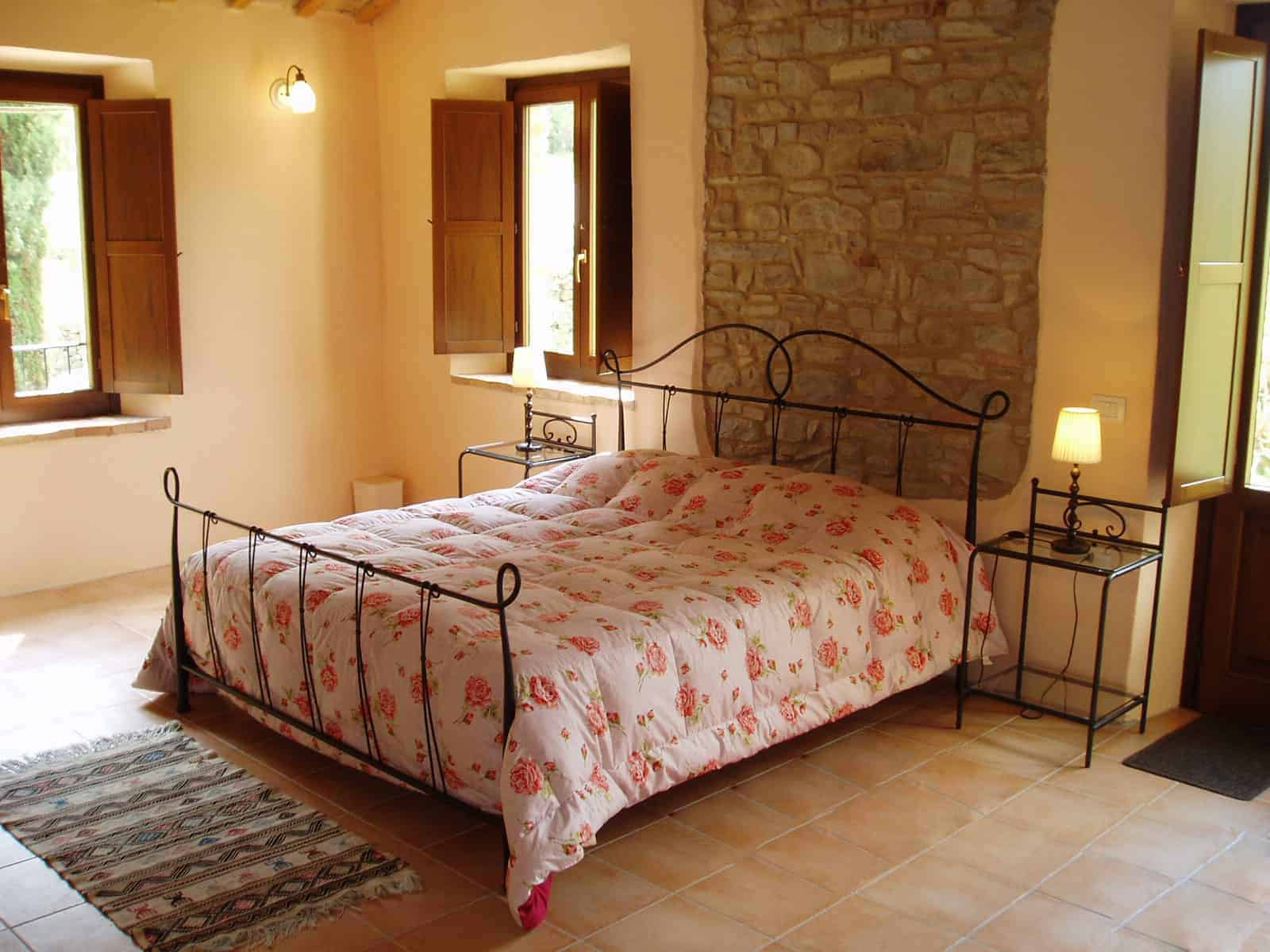 Bed and Breakfast Room Le Marche Italy